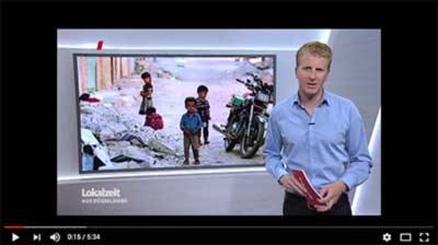 Human Plus in der WDR Lokalzeit